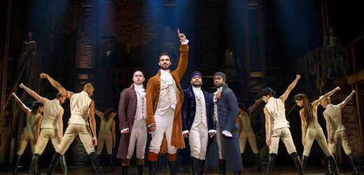 The Transformative Power of the Musical Hamilton
